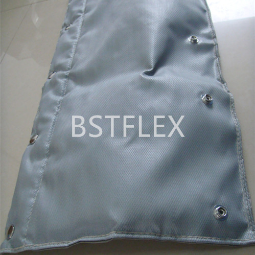 Exhaust Pipe Heat Blanket Removable Insulation Blanket